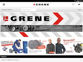 Screenshot of www.sklep-grene.pl