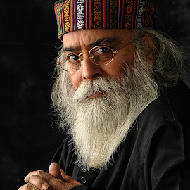 Lala Deendyal by Rakesh Syal - People Portraits of Men (  )