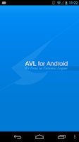 Screenshot of AVL