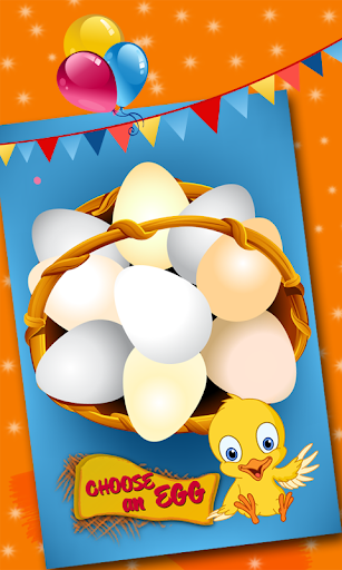 Easter egg painting– kids game - screenshot