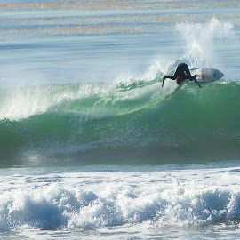 Winter at Seaside can give you a new perspective on life by Jim Schmedding - Novices Only Sports