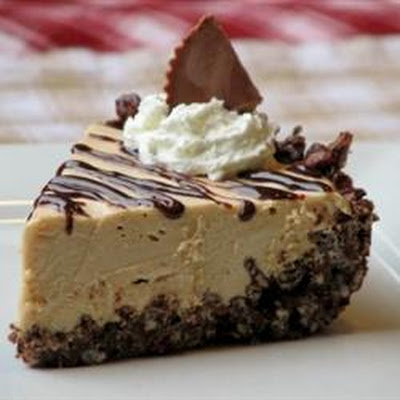 Frozen Peanut Butter Cheesecake