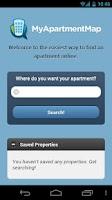 Screenshot of MyApartmentMap Apartments Tool
