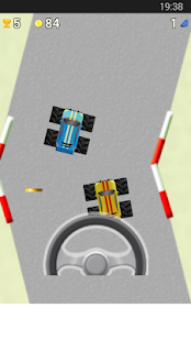 Monster Racing Games - screenshot