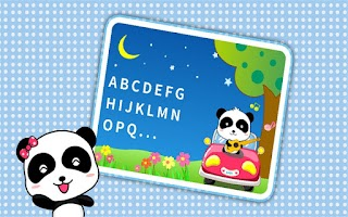Screenshot of My ABCs by BabyBus