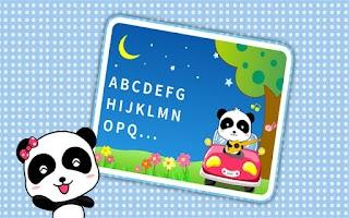 Screenshot of My ABCs by BabyBus