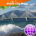 Patras Street Map icon