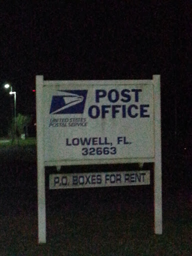 Lowell Post Office