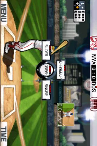 9-innings-pro-baseball-2011 for android screenshot