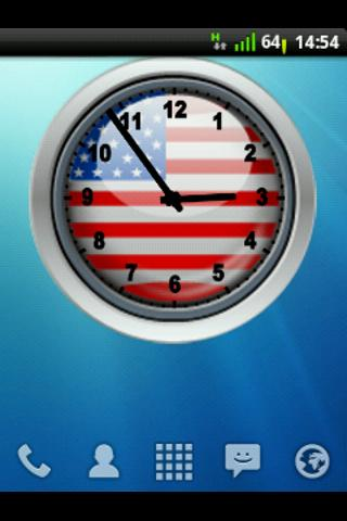 *美國 *時鐘
