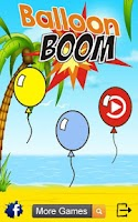 Screenshot of Balloon Boom for Preschools
