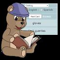 Spanish - English Flash Cards icon
