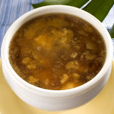Florentine Caramelized Onion Soup