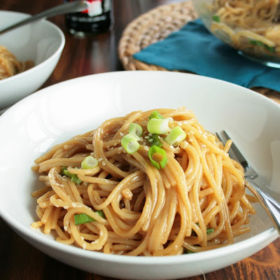 Beyond Easy Sesame Noodles