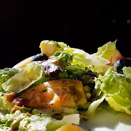 salad by Efraim van der Walt - Food & Drink Eating ( salad, food,  )