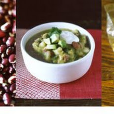 Chicken & Posole Verde