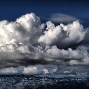 by Suzana Svečnjak - Landscapes Cloud Formations