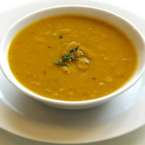 Cream of Winter Squash Soup
