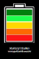 Screenshot of Simple Battery Status