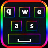 Free Download Rainbow Keyboard APK for Samsung