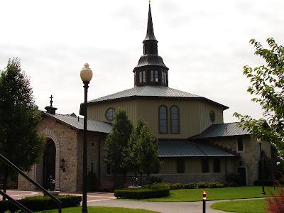 Keefe Associates, Inc., St. Dominic Chapel, 1999-2001