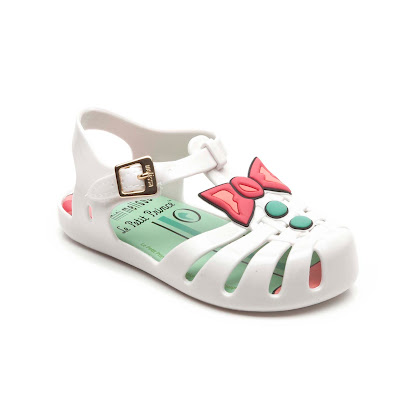 Mini Melissa Mini Aranha Sandal SHOE