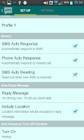Screenshot of Auto SMS (No Ads)