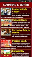Screenshot of Jogos de Cozinhar e Servir