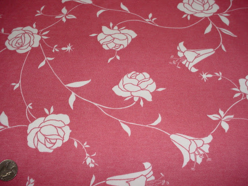 Soft Rose Floral