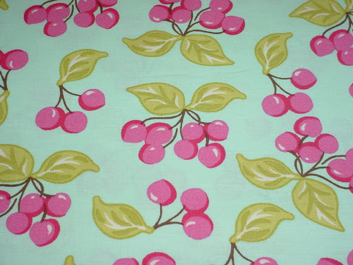 SH3701 Spring Vintage Cherries