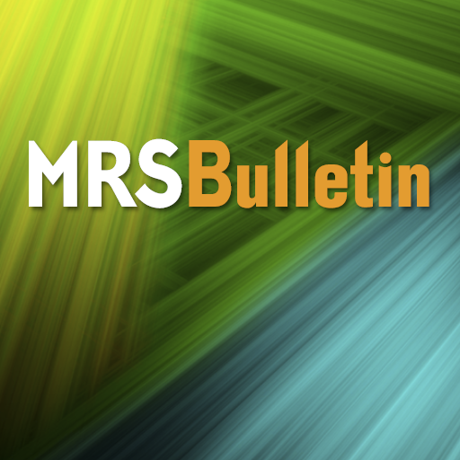 MRS Bulletin LOGO-APP點子