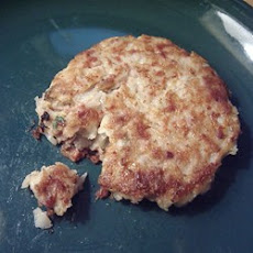 Corned Beef Potato Pancakes