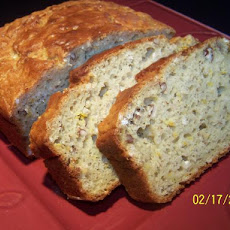 Brandied Orange Nut Bread