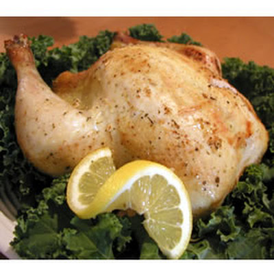Simply Lemon Baked Chicken