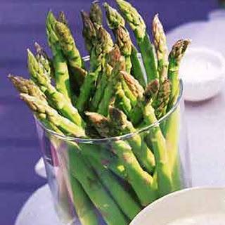 Mayonnaise Sauce Asparagus Recipes