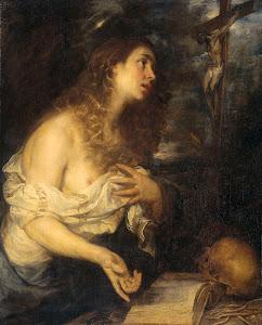 RIJKS: Mateo Cerezo (II): painting 1661