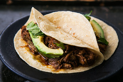 Slow Cooker Mexican Pulled Pork