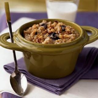 Hazelnut Oatmeal Recipes