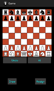 Chess App - screenshot