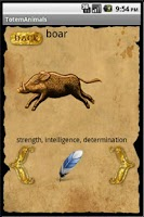 Screenshot of Totem Animals