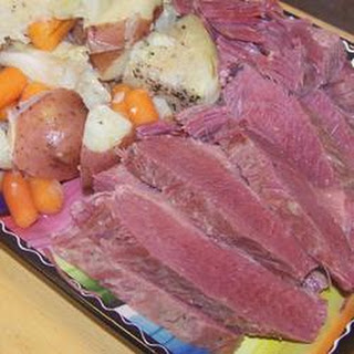 Boiled Beef Dinner Recipes