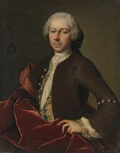RIJKS: B. Monmorency: painting 1742
