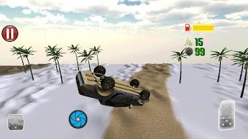 Screenshot of Offroader Jumps