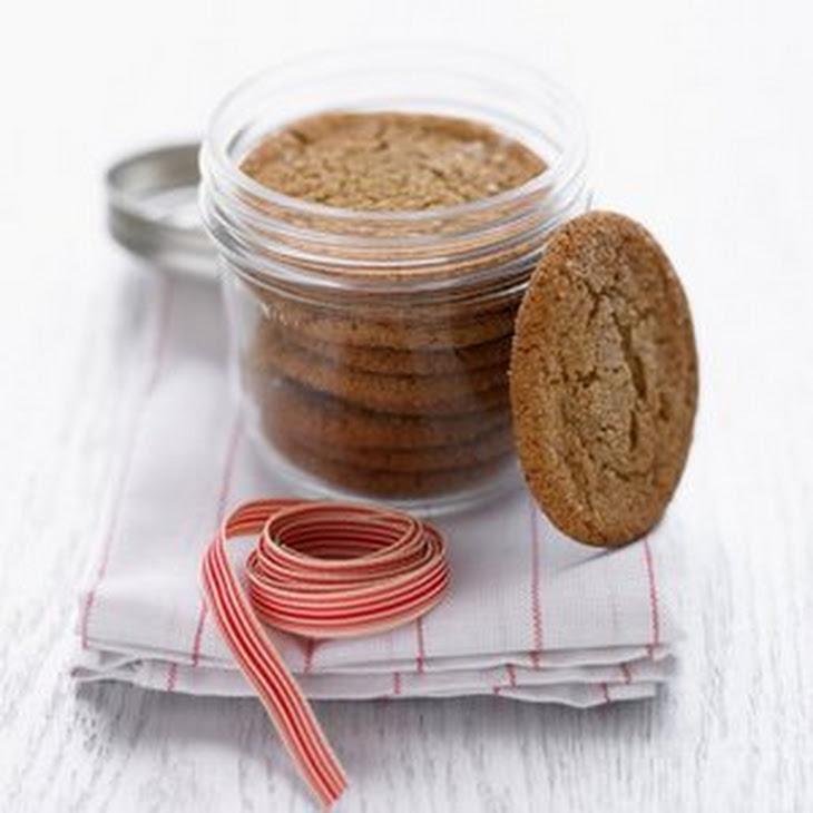 Martha Stewart's Molasses-Spice Cookies Recipe | Yummly