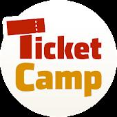 チケットキャンプ - ライブ/コンサート/音楽 フリマアプリ