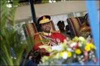 König Mswati III.