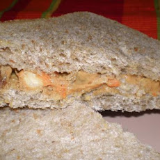 Updated Peanut Butter Sandwich