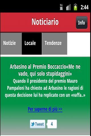 【免費新聞App】Notizie Italia-APP點子