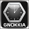 FREE METAL CLOCK GNOKKIA