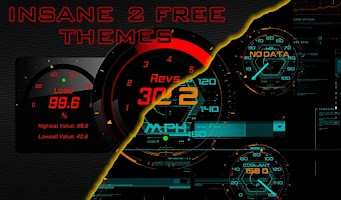 Screenshot of Torque Free 2 Themes OBD 2